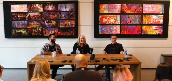 Disney Pixar Coco press conference