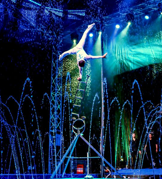 Cirque Italia New Jersey performances