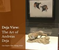 How Deja View: The Art of Andreas Deja Can Inspire Your Young Artist #TheLionKing #Waltagram