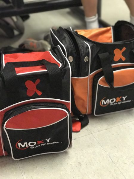 Moxy Single Deluxe Roller Bowling Bag from Bowlerstore.com