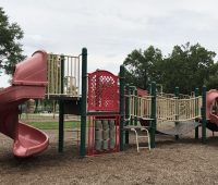Von Nieda Park in Camden New Jersey - Camden County Parks Playgrounds