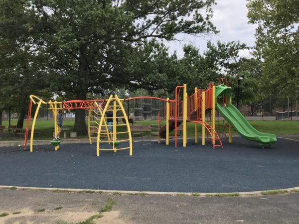 Dudley Grange Park in Camden New Jersey Camden County Parks & Playgrounds