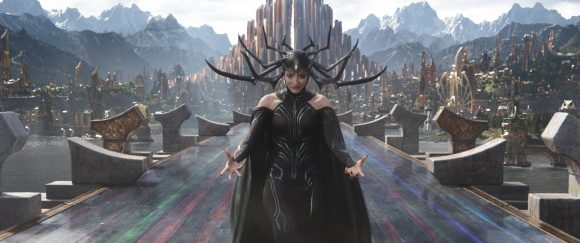 Marvel Studios' THOR: RAGNAROK movie image