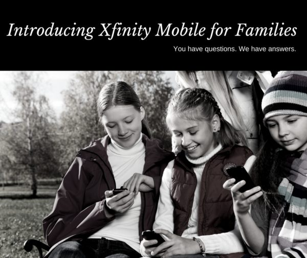 Introducing Xfinity Mobile for Families