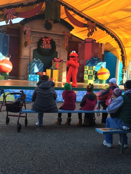 Have a Sesame Place Christmas with a Very Furry Christmas at Sesame Place!
