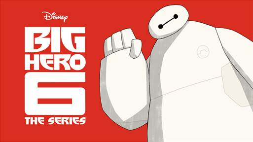 Disney's Big Hero 6 The Series