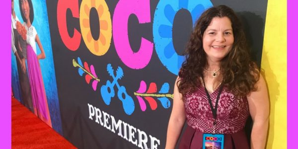 My Experience at the Red Carpet Premiere of Disney Pixar COCO #PixarCocoEvent