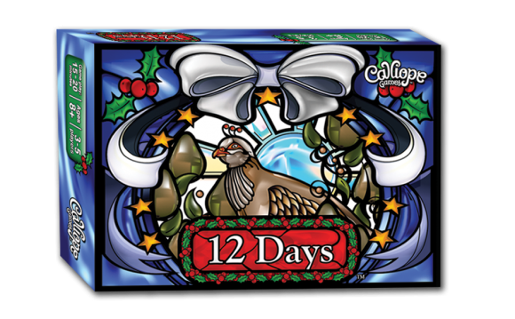 12 Days game news games for family game niight