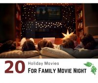 20 Holiday Movies for Family Movie Night
