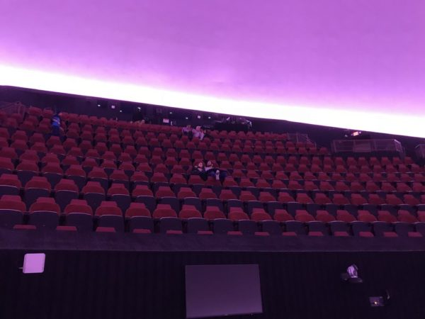 The New Liberty Science Center Planetarium The County S