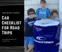 The Must Check Car Checklist for Road Trips