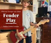 What my Teenager says About Fender Play Guitar Lessons