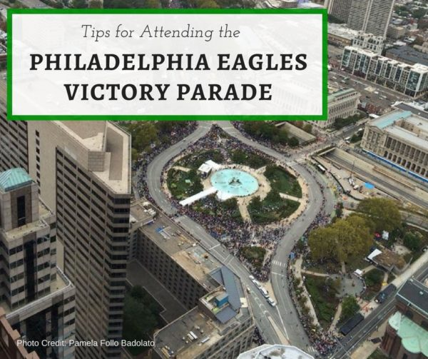 Tips for attending the Philadelphia Eagles parade Eagles Victory Parade