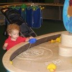 Baby Duck Pond at please touch museum in Philadelphia Photo credit Jersey Family Fun