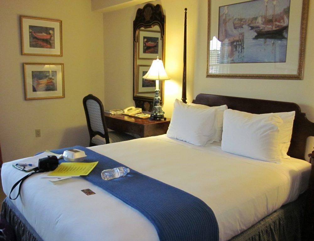 The Bellmoor Hotel hotel room in Delaware