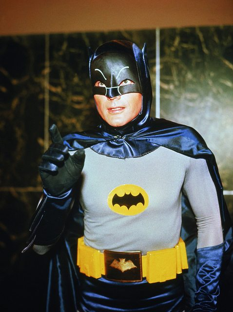 wizard world batman