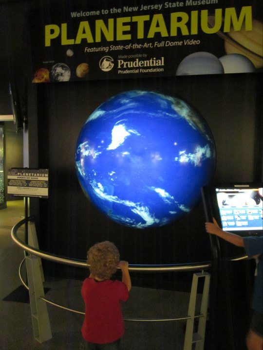New Jersey State Museum New Jersey Planetariums in New Jersey