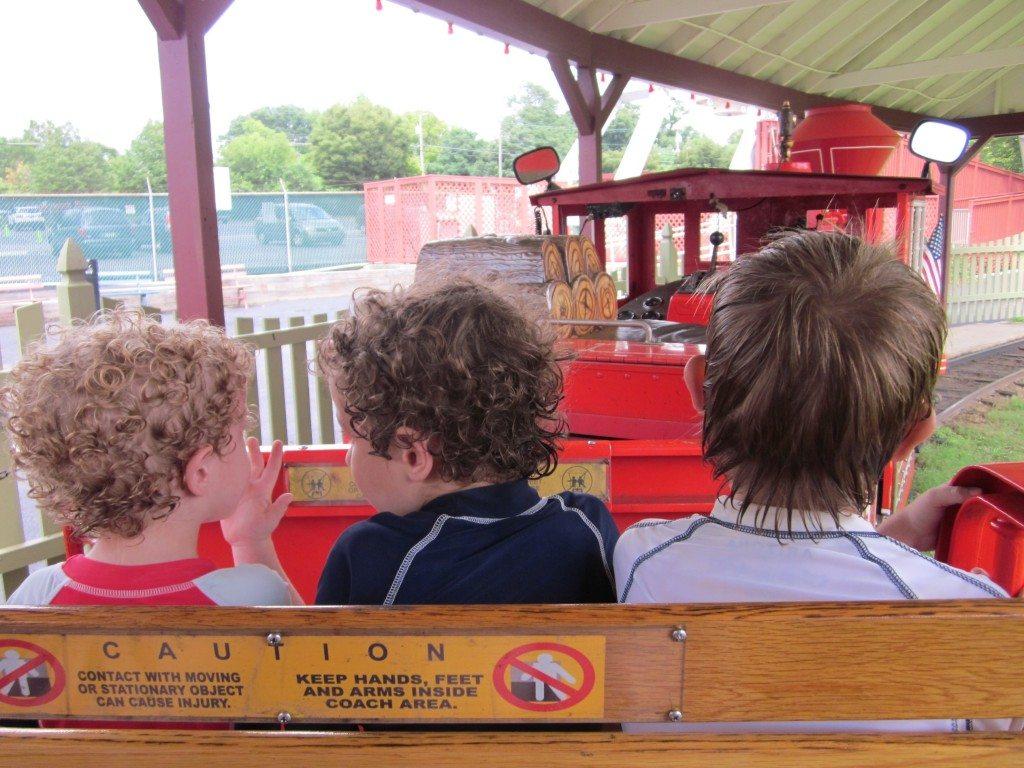 Victorian Railway at Clementon Park