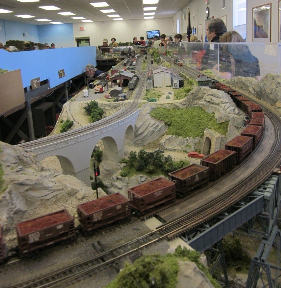 Patcong Valley Model Railway in Richland New Jersey
