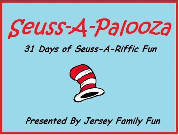 Dr Seuss Activities