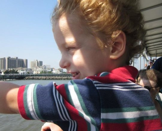 Things to do in Atlantic City - take an Atlantic City Dolphin Cruises