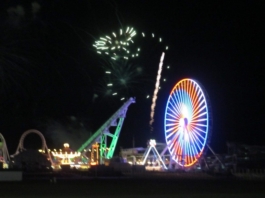 New Jersey July 4th Events Wildwood Boardwalk