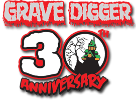 grave digger logo coloring pages - photo#31
