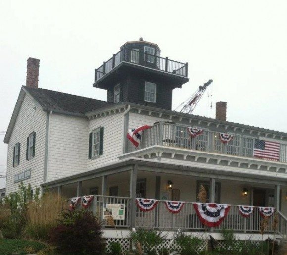 Tuckerton Seaport Museum Lighthouse