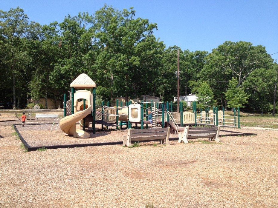 Birch Grove Park in Northfield, New Jersey - Atlantic County Parks & Playgrounds