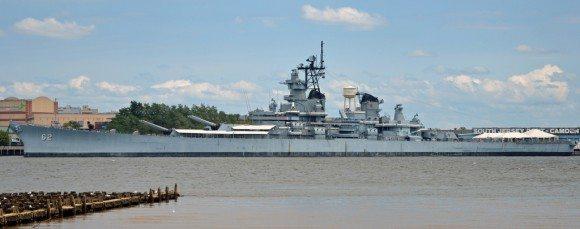 USS Battleship New Jersey