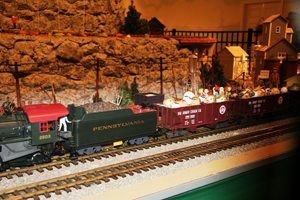 Friar Mountain Train Museum