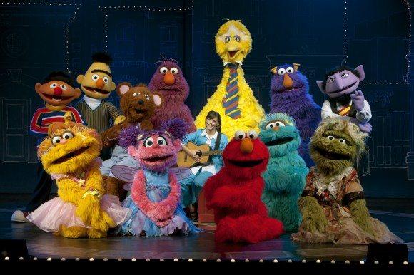 Elmo Makes Music Sesame Street Live