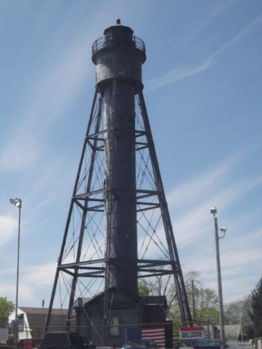 Tinicum Rear Range Lighthouse