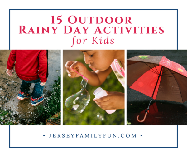 15 Outdoor Rainy Day Activities for Kids - FB