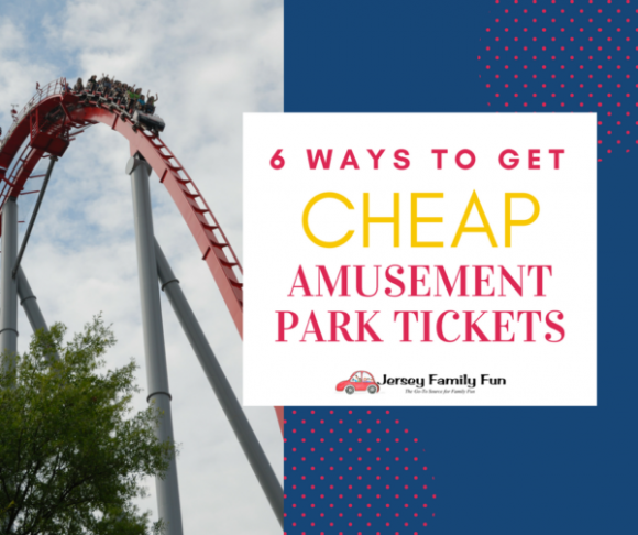 6 WAYS TO GET CHEAP AMUSEMENT PARK TICKETS FB