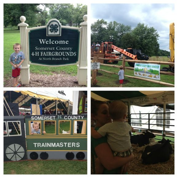 The 4-H Fair at North Branch Park is fun and free family outing!