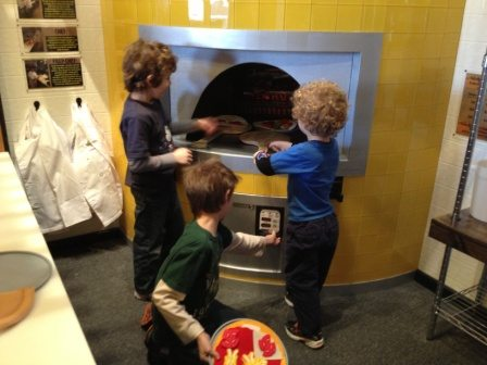 California Pizza Kitchen at Garden State Discovery Museum