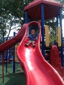 Lyndhurst Town Park in Lyndhurst in Bergen County, New Jersey