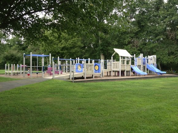 A great playground for kids of all ages!