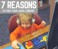 Reasons to Visit Your Local Library