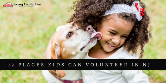 12 Places Kids can volunteer in NJ