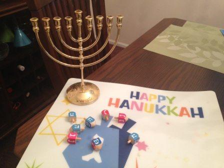 Happy Hanukkah pic
