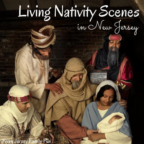 Living Nativity Scenes in New Jersey