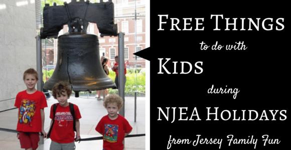 NJEA School Holidays