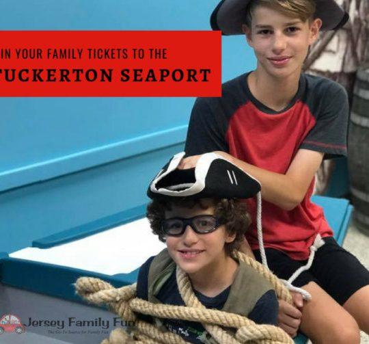 Tuckerton Seaport Ticket Giveaway