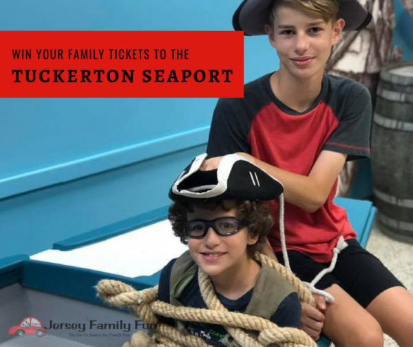 Tuckerton Seaport Ticket Giveaway