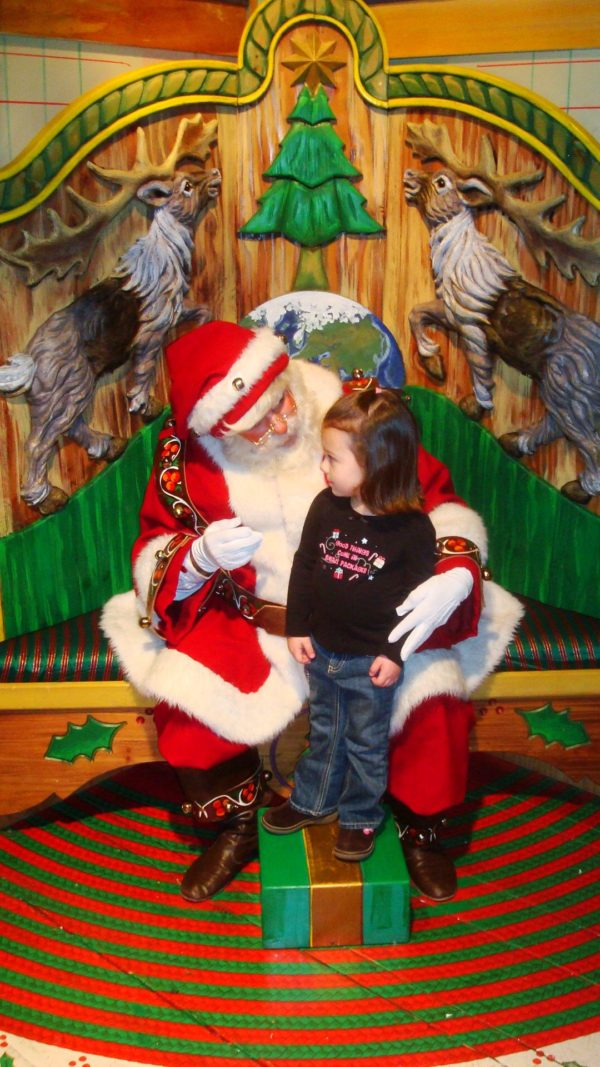 New Jersey Santa Photos