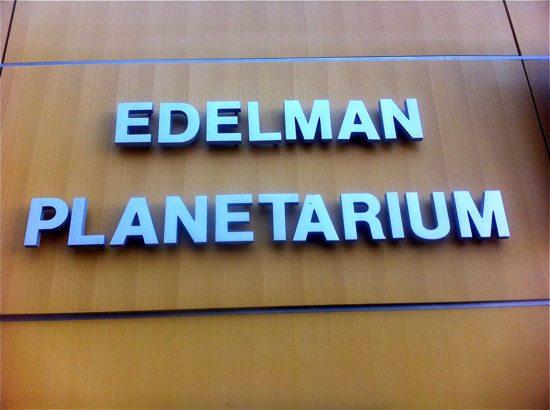edelman planetarium New Jersey Planetarium in South Jersey