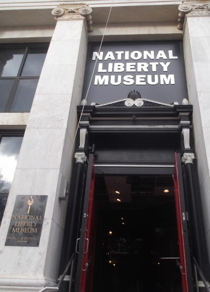 National Liberty Museum in the heart of Historic Philly