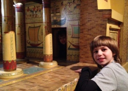 40 Winks Penn Museum 1